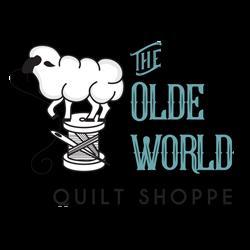 The Olde World Quilt Shoppe Logo